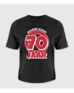 70 jaar Leeftijd T-shirt
