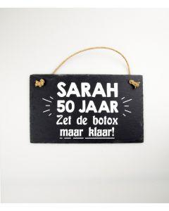 LEISTEEN SARAH