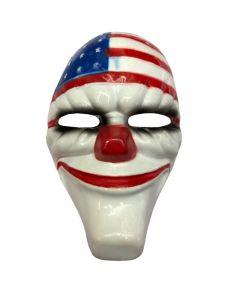 Masker USA Clown