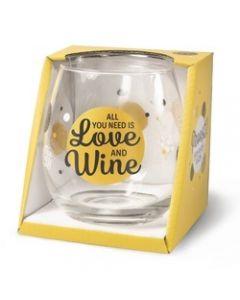 Drinkglas - Love