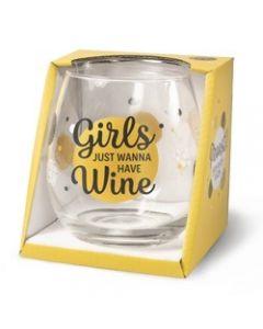 Drinkglas - Girls