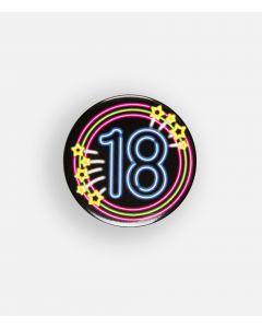 NEON Button 18