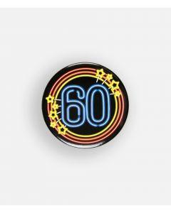 NEON Button 60