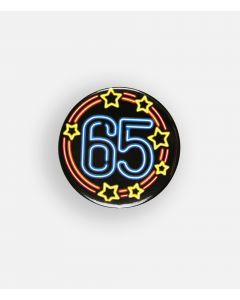 NEON Button 65