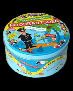 Snoeptrommel  Noodrantsoen