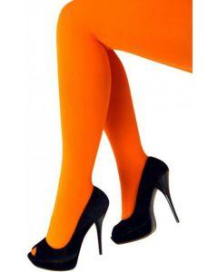 Panty 60 den microfiber oranje L/XL