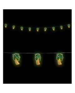'palmboom lichtketting'