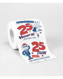 Toiletpapier - 25