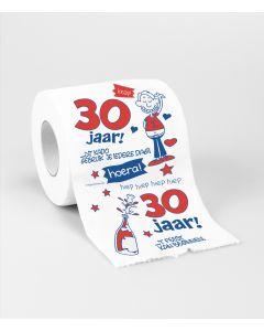 30 Jaar - Toiletpapier Man