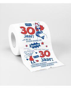 30 Jaar - Toiletpapier Vrouw