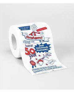 Toiletpapier - Abraham