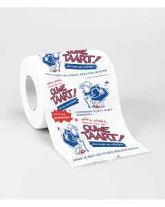 Toiletpapier - Ouwe Taart