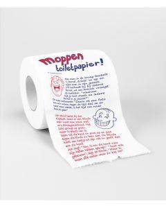 Toiletpapier - Moppen