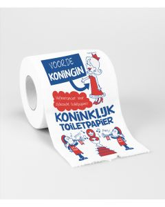 Toiletpapier The Queen