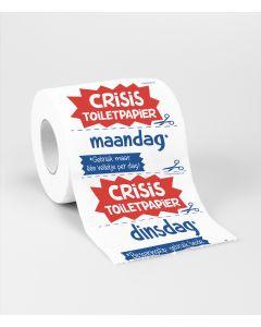 Toiletpapier - Crisis