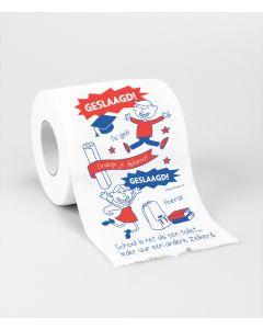 Geslaagd School - Toiletpapier