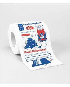 Toiletpapier - Belasting