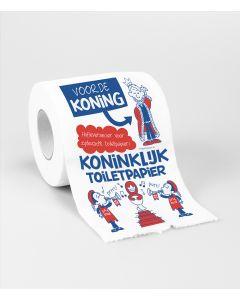 Toiletpapier - De Koning