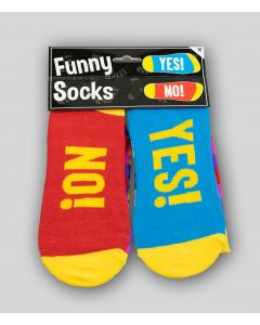 Funny Sokken Yes! No!