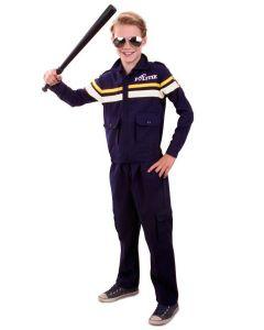 Politie Kostuum Jongen Kids