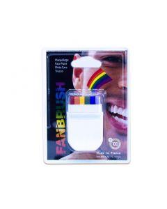Regenboog schmink stift
