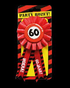 Rozet 60 Jaar