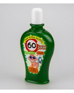 Fun Shampoo - 60 Jaar Man