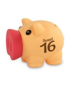Sweet 16 - Spaarvarken