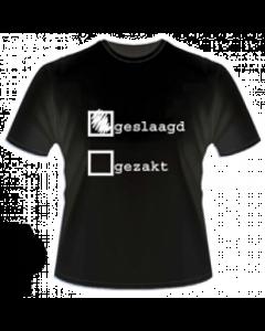 T-Shirt Geslaagd