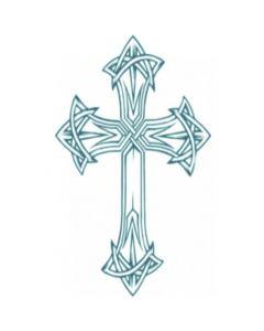 Tattoo Biker Cross