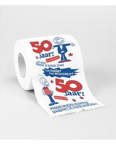 50 Jaar - Toiletpapier Man