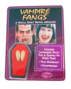 Vampiertanden 2 Stuks